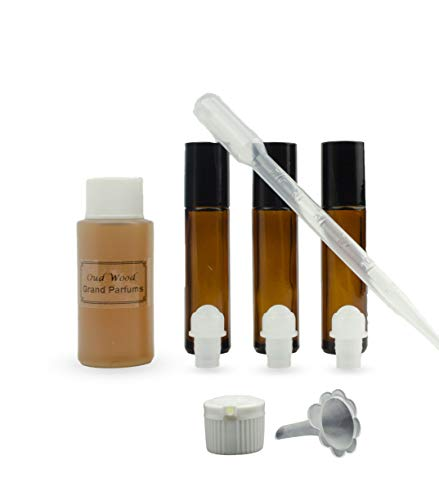 Grand Parfums Perfume Oil Set-T Ford Oud Wood Type Body for Men, Our...