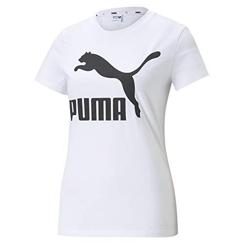 Camiseta Marca Puma Modelo Classics Logo tee