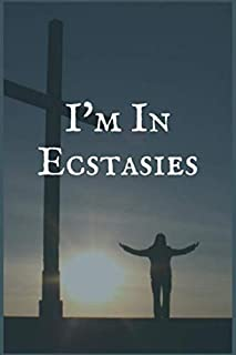 I'm Ecstasies: A Prostate Cancer Treatment Overcomers and Survivors Prompt Lined Writing Notebook