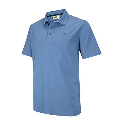 Hoggs of Fife Crail Jersey Polo - Bleu Néerlandais