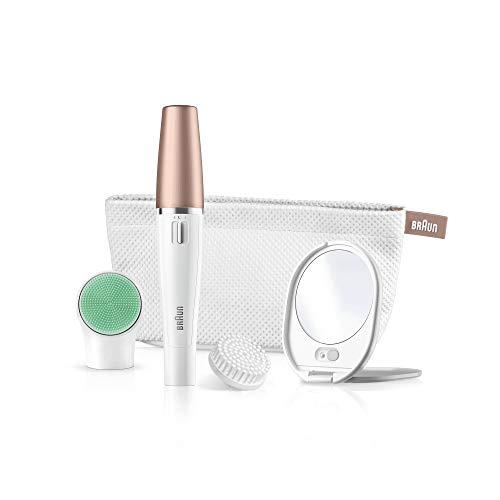 Braun, Cepillo de limpieza y depliación facial (sistema 3 en 1)