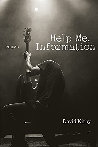 Image of Help Me, Information: Poems