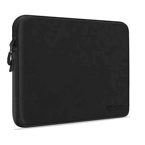 Alfheim Funda para portatil 13-13.3 Pulgadas,para MacBook Pro / Air,Resistente al Agua Resistente a los Golpes Cuero PU Funda Ordenador Portatil para ASUS / Lenovo Yoga / Sony / HP /DELL / Huawei