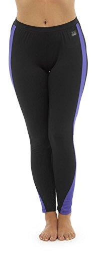Octave® pour Femme Sport Fitness Legging – Idéal pour Le Yoga/Gym/Exercices - - Medium