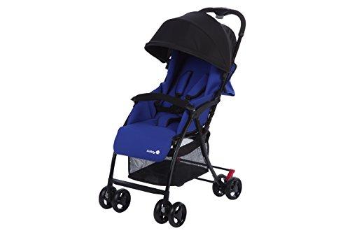 Safety 1st Urby Buggy, der ultraleichte und kompakte Kinderbuggy für die Reise, ab der Geburt bis 15 kg, plain blue (blau)