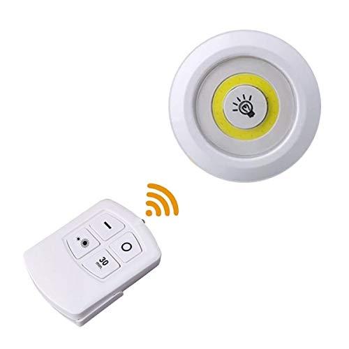 ILS 5W COB LED nachtlampje wandlamp met afstandsbediening