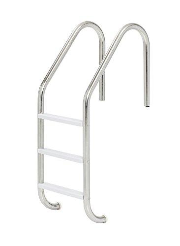 Tiamat 80103 Stainless Steel 3 Tread Swimming Pool Ladder,...