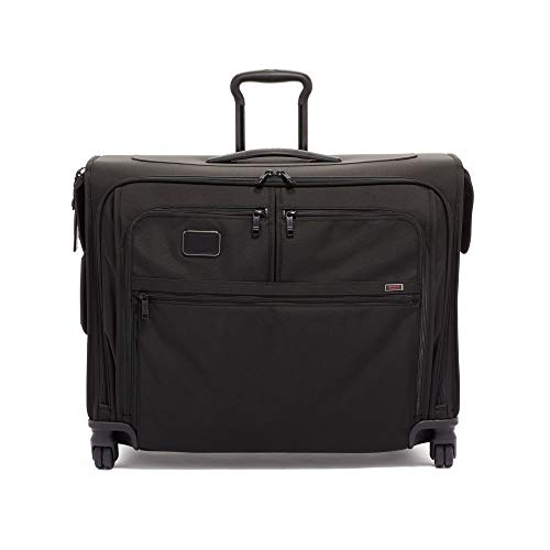 TUMI - Alpha 3 Medium Trip 4 Wheeled Garment Bag - Dress or Suit Bag for Men and Women - Black