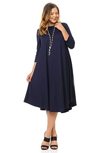 Vestido Talla Grande marca Pastel by Vivienne