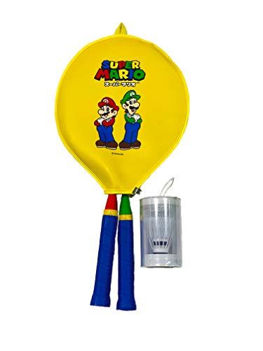 石川玩具 スーパーマリオ ミニバドミントンセット