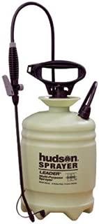 H. D. Hudson - Leader Sprayers Leader 2 Gallon Poly Sprayer: 451-60182 - leader 2 gallon poly sprayer