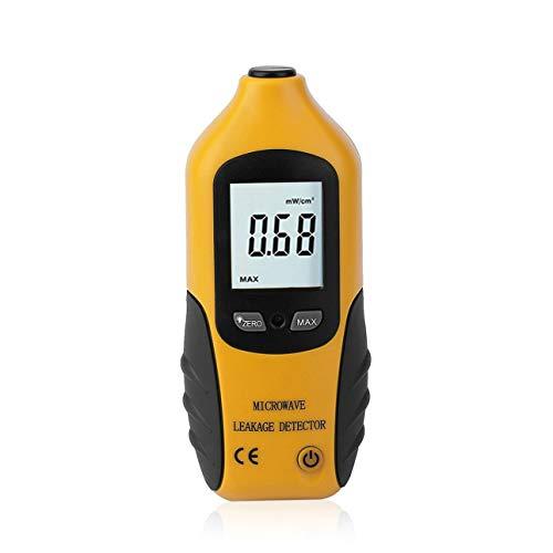 Ballylelly-HT-M2 Professionelle Digitale LCD-Anzeige Mikrowellen-Lecksuchgerät Hohe Präzision Strahlungsmessgerät Tester 0-9,99 mW/cm2 von