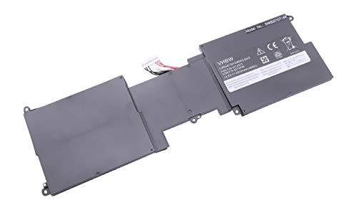 vhbw Batterie Li-ION 2600mAh (14.8V) pour Notebook Lenovo FRU 42T4977, 0A36279, ASM 42T4936, 42T4937, 42T4938 comme 0A36279, FRU 42T4977, 42T4938