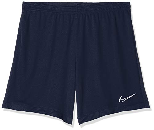 Nike M Nk Dry Acdmy K, Shorts Uomo, Obsidian/White/White, S