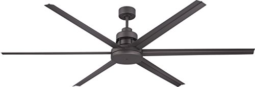Craftmade MND72ESP6 Mondo Outdoor Ceiling Fan with Remote...