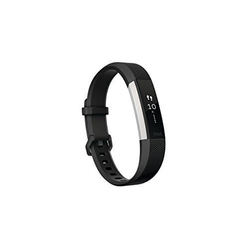 Product Image of the Fitbit Alta HR, Black, Small (US Version)