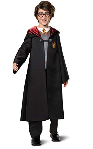 Harry Potter Costume for Kids, Classic Boys Outfit, Children Size Large (10-12)