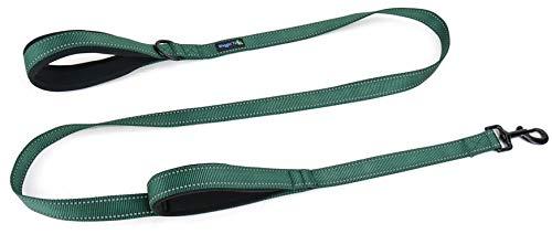 Wagtime Club Soft &Thick Dual Handle 6FT Dog Leash