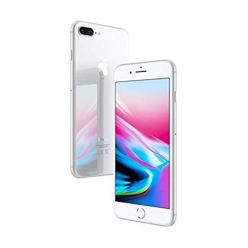 Apple iPhone 8 Plus 256GB Plata (Reacondicionado)