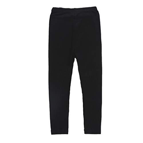 Luoluo Leggings meisjes 1-5 jaar warme winterbroek gebreide leggings elastisch panty broek skinny kousen herfst lente jeans capribroek meisjes lange panty