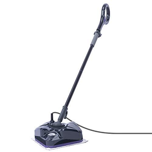 OApier S8 Steam Mop, Floor Steam Cleaner for Hardwood and Tile, Laminate, Vinyl, 360 Degree Swivel Head, 20 ft Power Cord