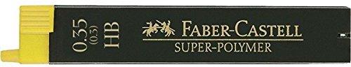 Faber Castell SUPER-POLYMER Feinminen 0.35HB