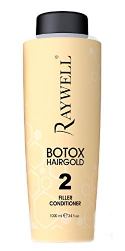 Raywell Hairgold Botox 2 Filler Conditioner 1000 ml