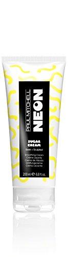 Paul Mitchell Neon Sugar Cream - Glättungscreme für die Haare, feuchtigkeitsspendende Haar-Creme, professional Hair-Care just for Girls, 200 ml