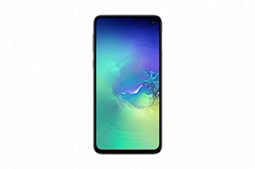 Samsung Galaxy S10e 128 GB Dual SIM, 128 GB interner Speicher, 6 GB RAM, prism green, [Standard] Französische Version