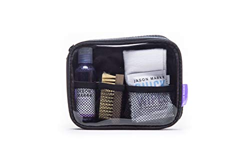 Jason Markk Jason Markk Travel Shoe Cleaning Kit and Premium Shoe Cleaner 8oz (Bundle)
