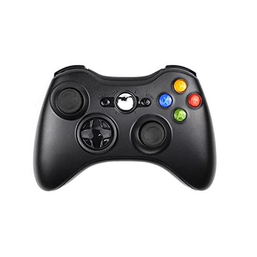 Xin Hai Yuan Xbox 360 Gamepad Nuevo Mango De PC De Doble Vibración Xbox360 Bluetooth Inalámbrico Gamepad,Negro