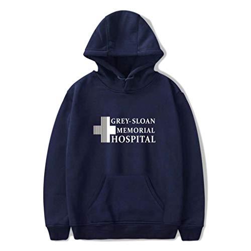 Hoodieat Mens Womens Hoodie Greys Anatomie Frühling Und Winter Sweatshirt Für Jugendliche