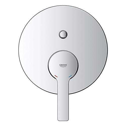 GROHE Lineare | Brause-und Duschsysteme - Einhand-Wannenbatterie | für Rapido SmartBox | chrom | 24064001