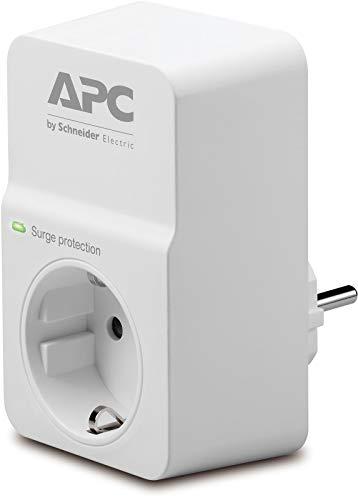 APC Essential SurgeArrest 1 Outlet 230 V Tyskland projekt EMENDO (P)