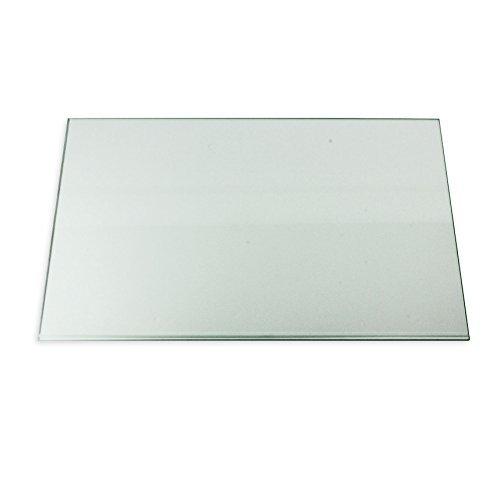 Indesit PBAA33FDUK Koelkast diepvriezer Glasplaat (487 x 305 x 4mm)