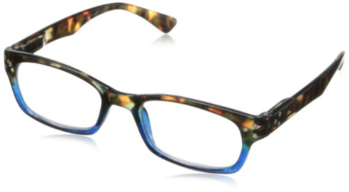 Peepers by PeeperSpecs Meggie Reading Glasses Oval, Blue, 45 mm 3