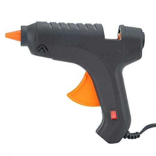 Pistolas para Pegar Pistola de pegamento caliente Pistola de pegamento de fusión...