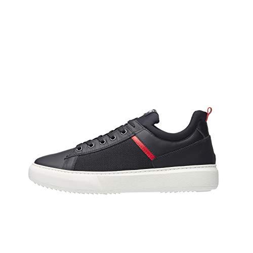 NeroGiardini A901292U Sneakers Uomo in Pelle - Nero 40 EU