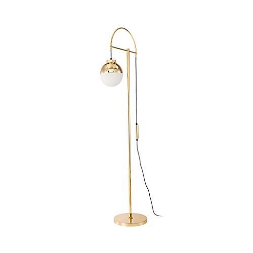 EIU Nordic Creatieve ronde bolvormige led-vloerlamp super helder staand licht voor woonkamer slaapkamer studeerkamer M20-02-17