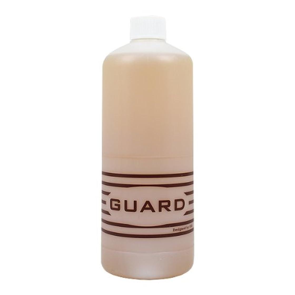 アルカトラズ島膨張する災難すっきりガード(頭皮保護剤) 1000ml