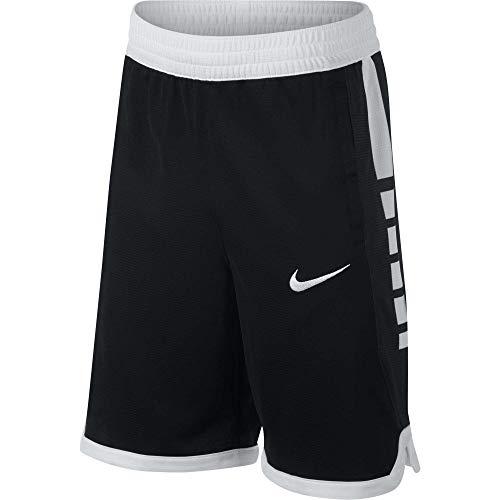 Nike Dri Fit Elite Stripe Short AQ9473 013 Black | White S