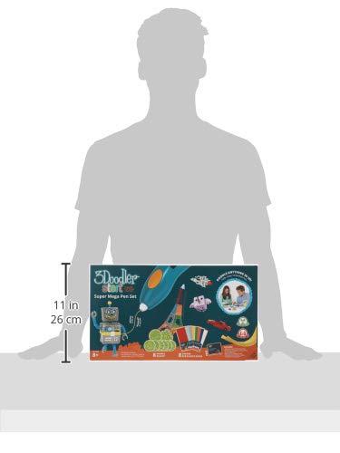 3Doodler Start Super Mega 3D Pen Set For Kids - 6