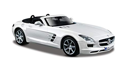 Maisto - Mercedes-Benz SLS AMG Cabrío en Escala 1/24 (31272