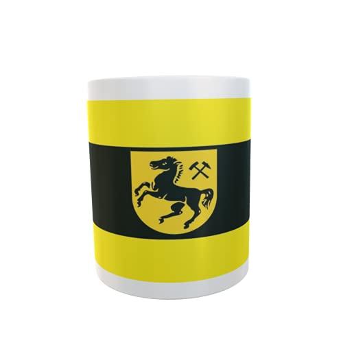 U24 Tasse Kaffeebecher Mug Cup Flagge Herne