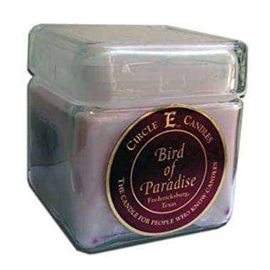 28oz Circle E Candles Birds of Paradise, Our Most Popular of All Candles! This Sweet Intoxicating Smell Will Make You Get a Sweet Tooth If You Don't Have One Already!