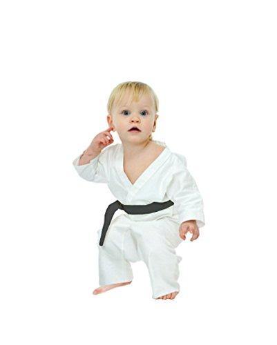 Itaki Karategi Baby - Uniforme Kimono per Bambino e Bambina (00000 (1-2 Anni))