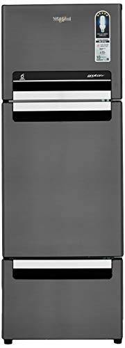 Whirlpool 240 L Frost-Free Multi-Door Refrigerator (FP 263D PROTTON ROY, Steel Onyx)