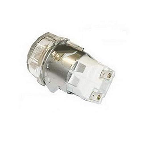 Ensemble eclairage (douille + hublot de lampe) Four, cuisinière 74X2659, AS0032098 SAUTER