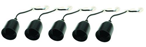 Blass Elektro 30495 Renovierungsfassungen E27, 5 Stück, 100 W, 240 V