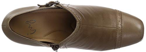 [イング]パンプスIGLF93011Kレディースグレー22.5cm